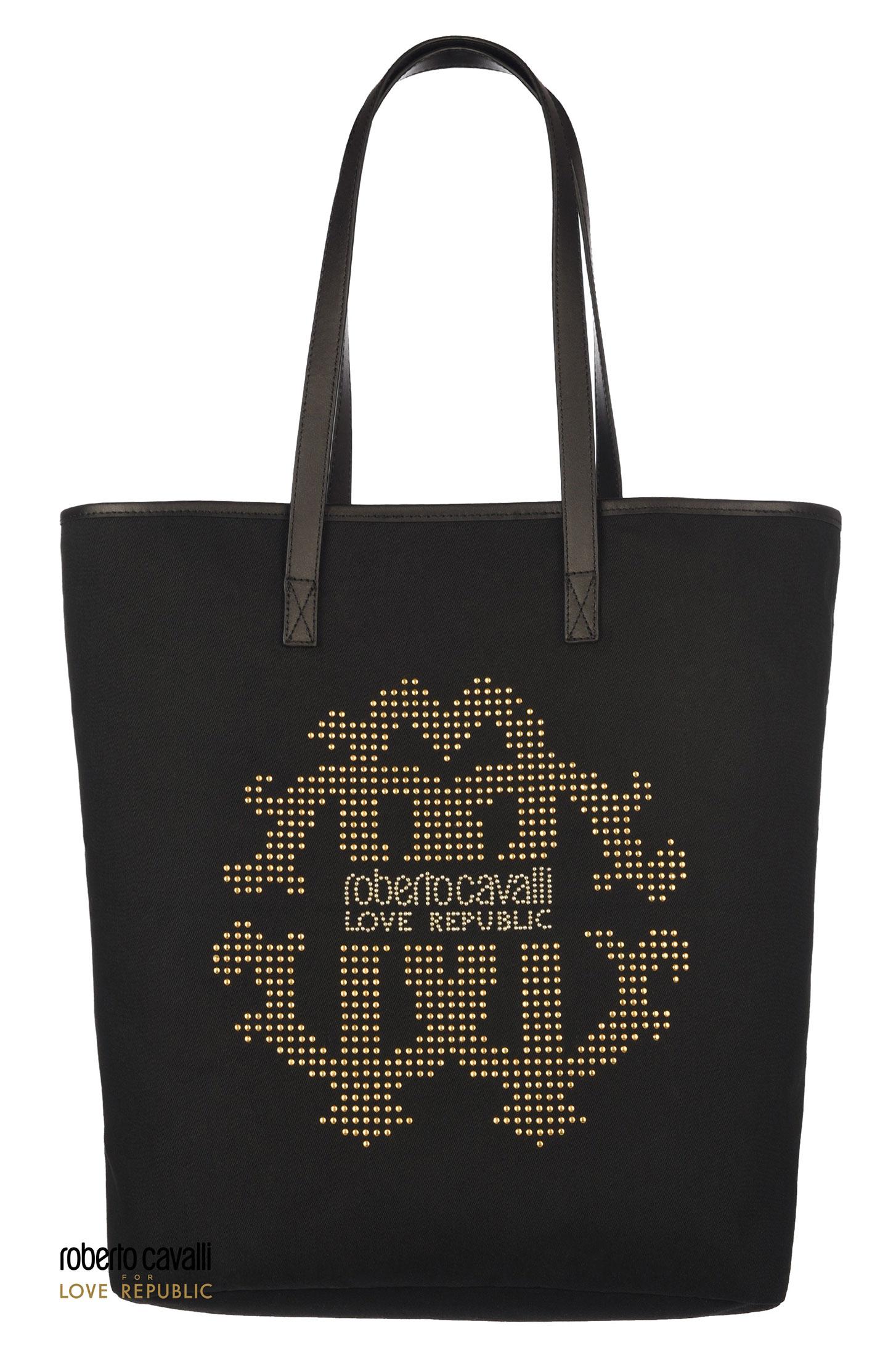 Сумка-шоппер с логотипом