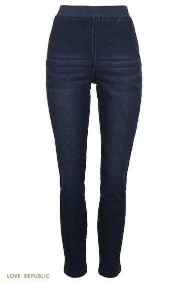 Брюки джинсовые 0151192727