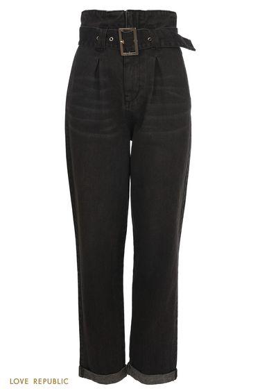 Брюки джинсовые 0151193726