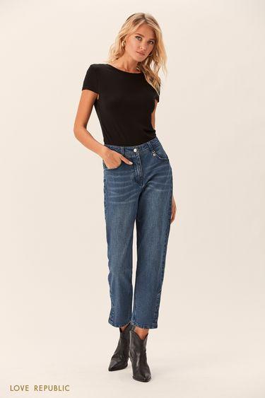 Брюки джинсовые 0152941710