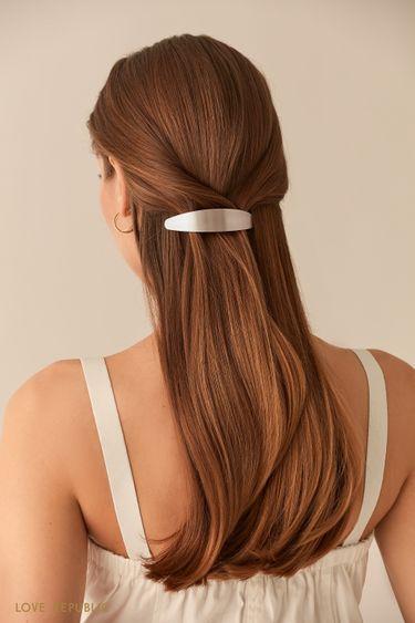 Металлическая заколка для волос 044548036