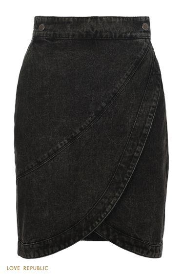 Юбка джинсовая женская 1151407202