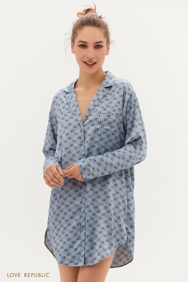 Домашняя рубашка