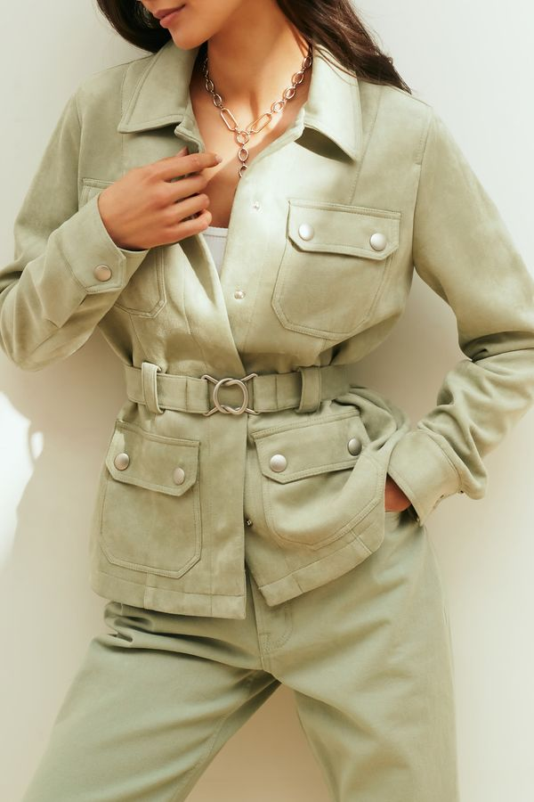 Куртка в стиле сафари 1254507101-13