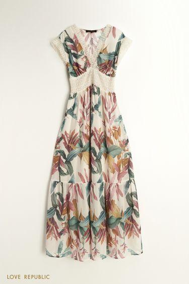 Платье женское 1256016513