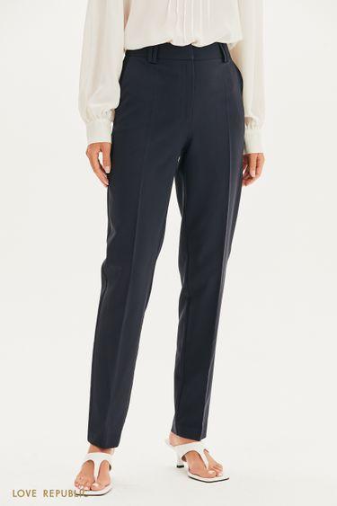 Зауженные брюки со стрелками 1357215712