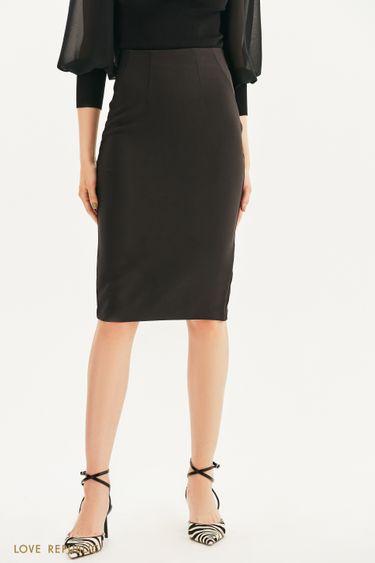 Базовая юбка-карандаш 1357217215