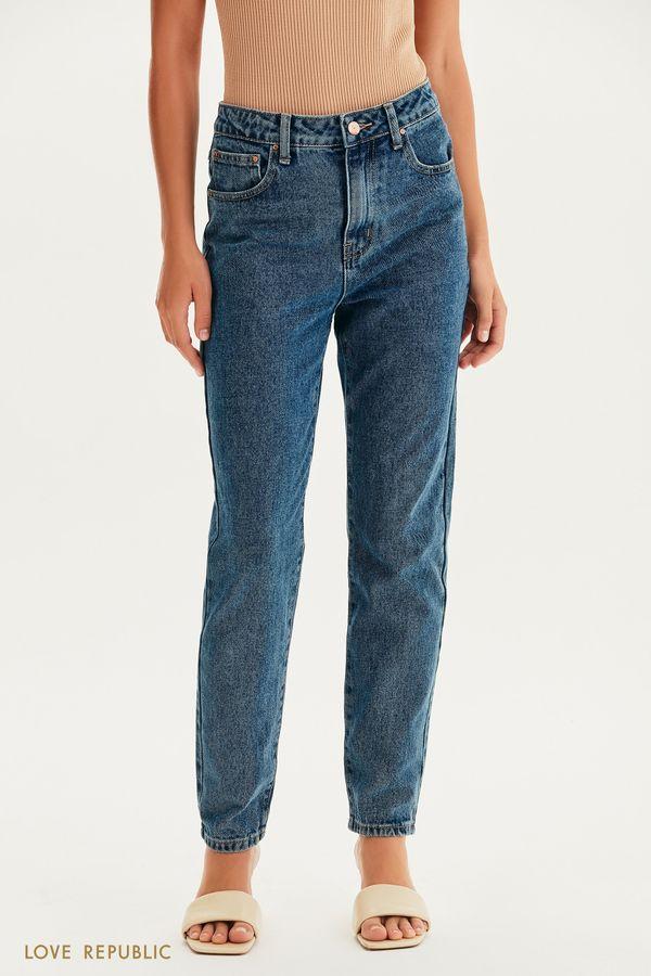 Базовые прямые джинсы 1357420719-103