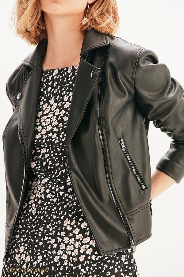 Куртка-косуха из экокожи 1357509107-50