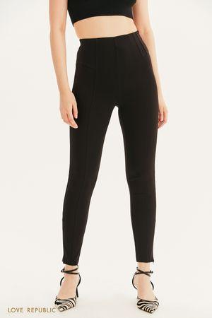 Трикотажные брюки