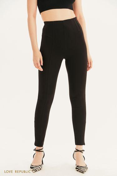 Трикотажные брюки 1358108707