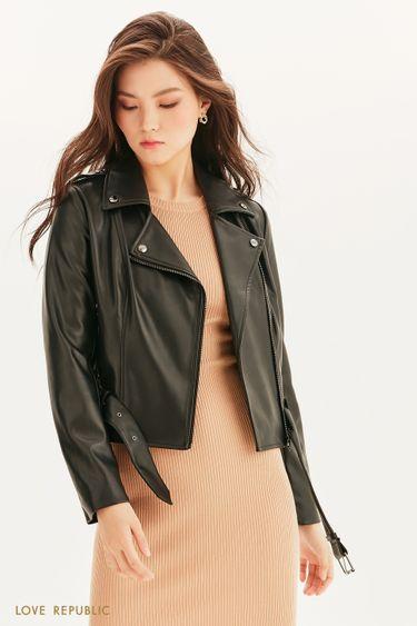 Куртка-косуха из экокожи 1358520119