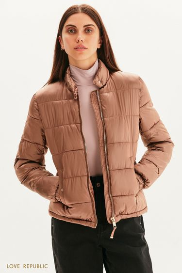 Демисезонная куртка-бомбер 1359532111
