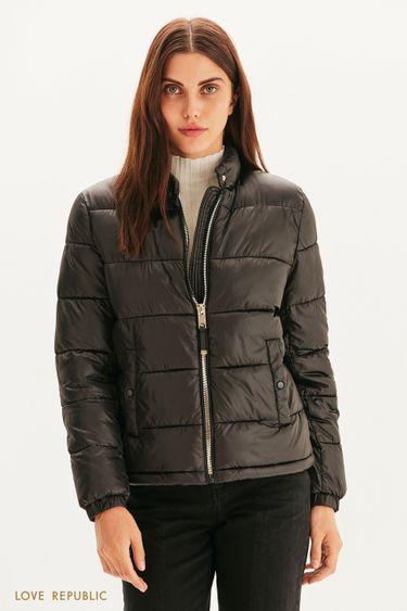Демисезонная куртка-бомбер 1359534111