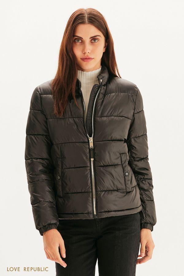 Демисезонная куртка-бомбер 1359534111-50