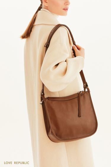 Базовая сумка на плечо 144920022
