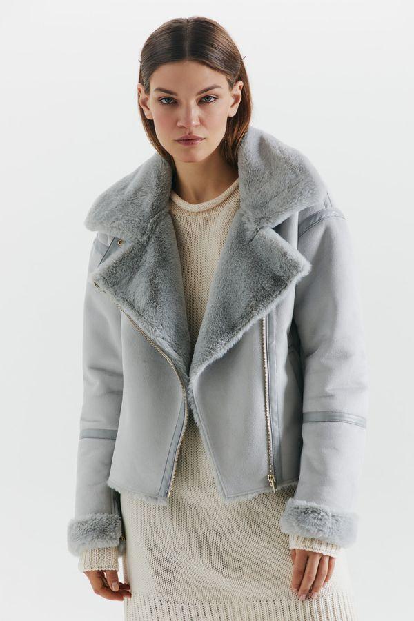 Куртка-авиатор из экозамши 1450516116-61