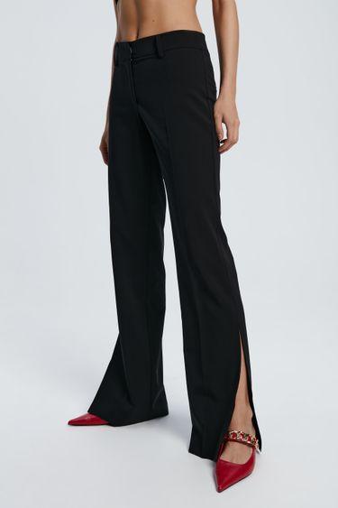 Прямые брюки со стрелками 1452210701