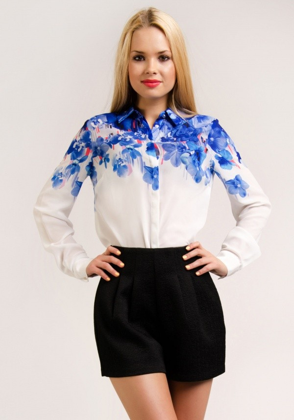 Блуза 515106302-55