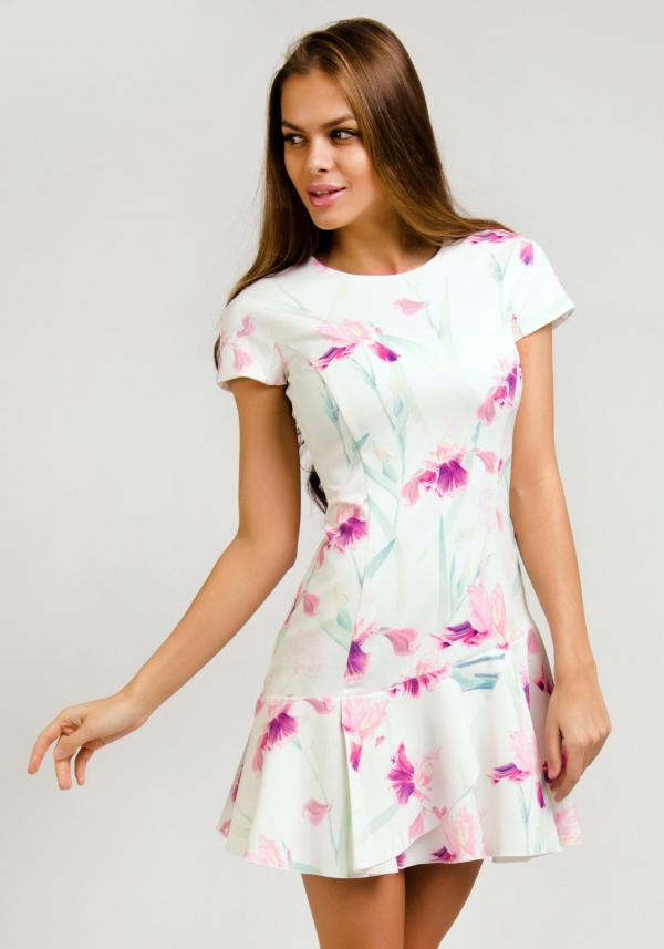 Платье 515222507-75
