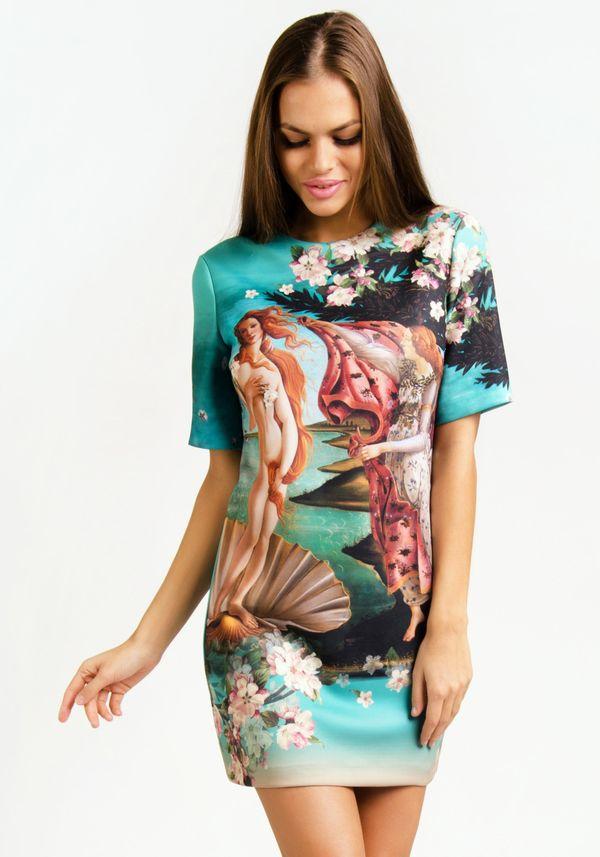 Платье 515253514-55