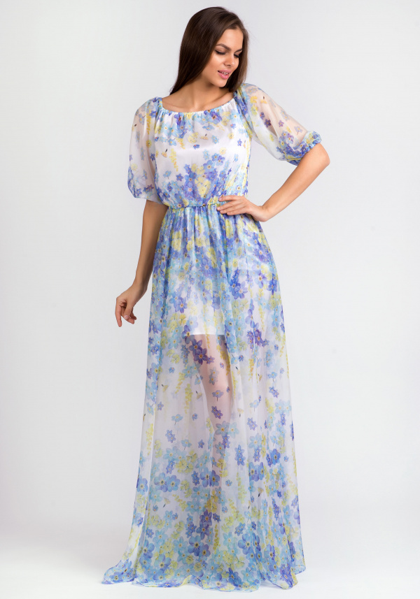 Платье 525420514-5