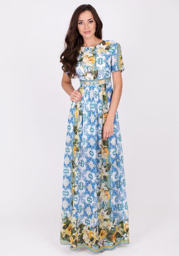Платье 525628510-15