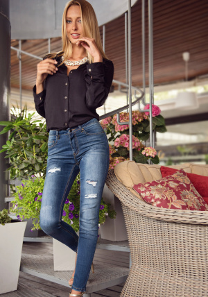 LOVE REPUBLIC Джинсы джинсы denim republic denim republic de037emvem09
