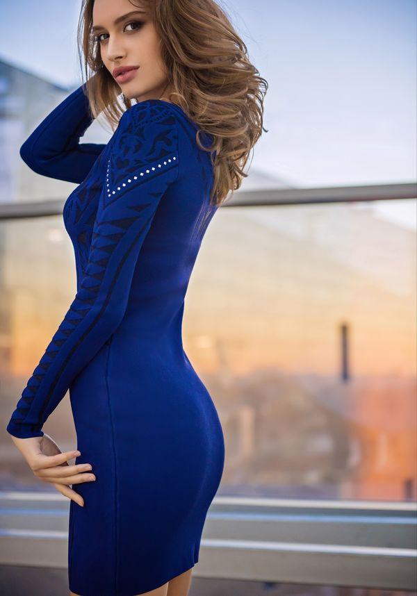 Платье 545120512-44