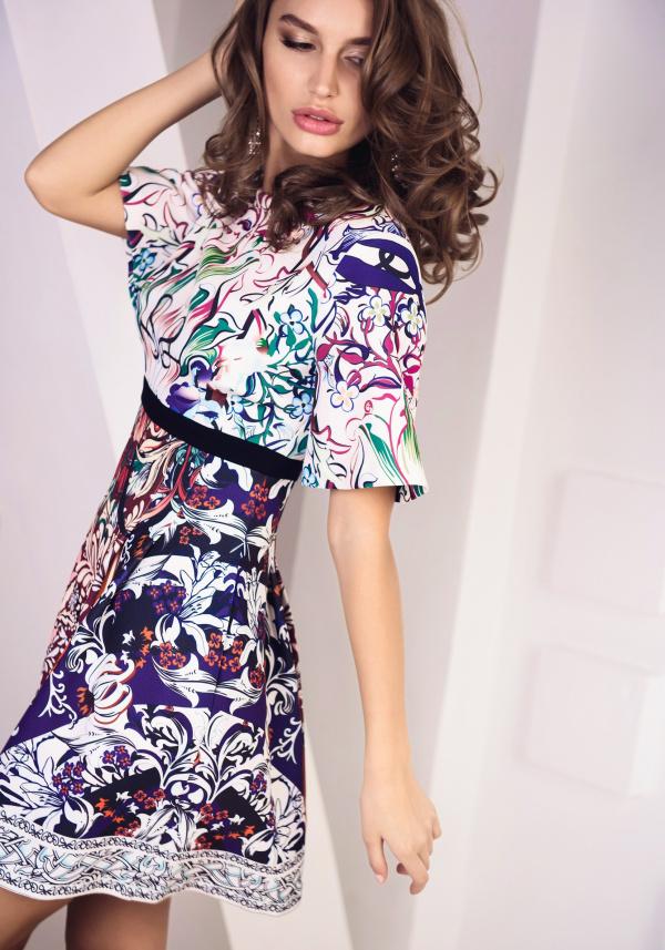 Платье 615353518-99