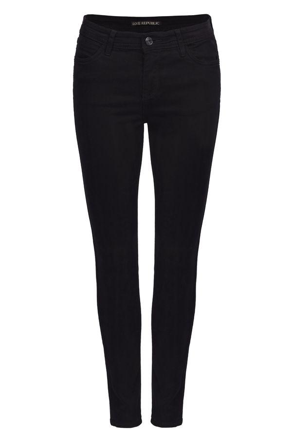 Брюки джинсовые 635978703