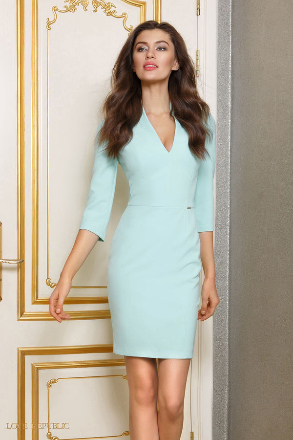 Платье 7153103531-19