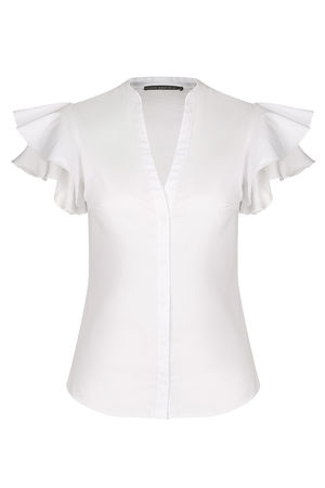 LOVE REPUBLIC Блузка junior republic junior republic блузка трикотажная белая
