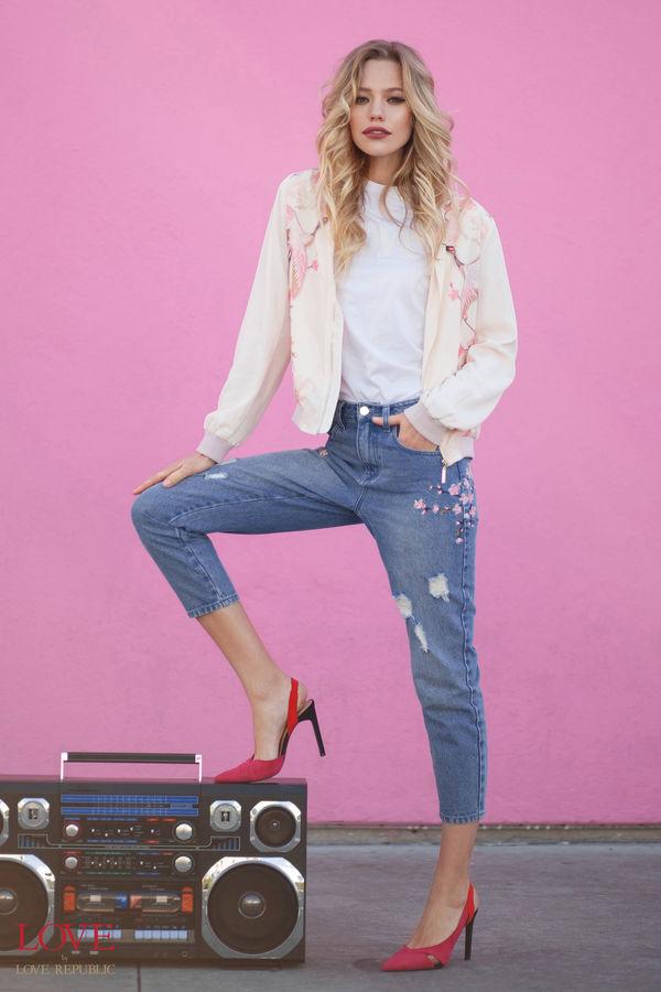 Брюки джинсовые 7254501714-101