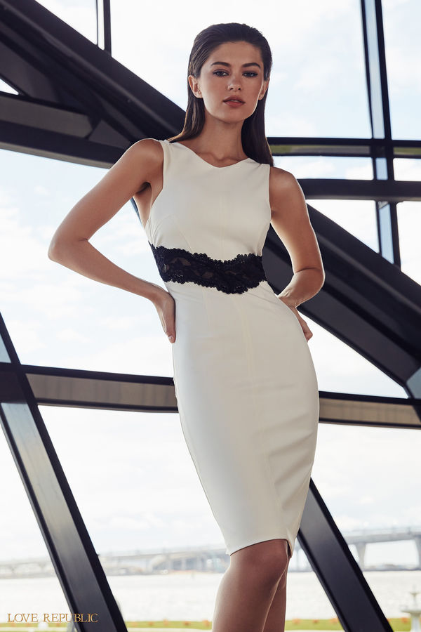 Платье 7357101513-60