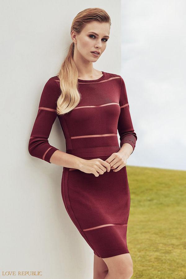 Платье 7358254523-71