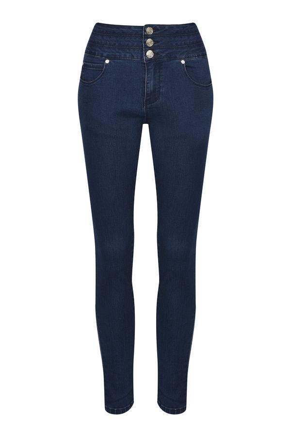 Брюки джинсовые 7358501711-104