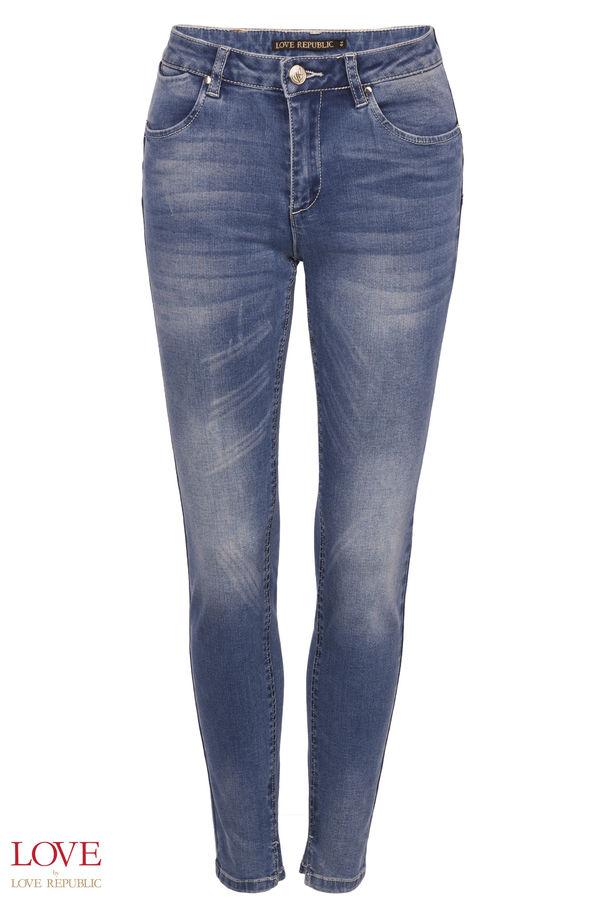 Брюки джинсовые 7359201701-41