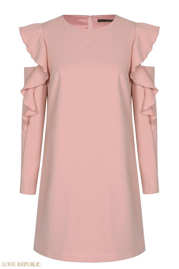 Платье 7450006511-92