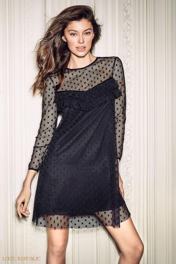 Платье 7451001511-50