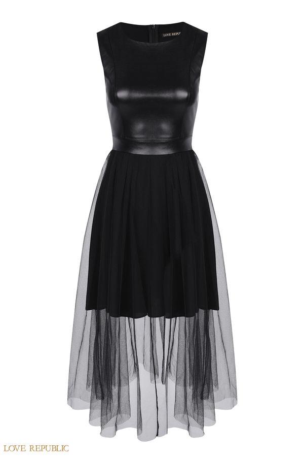 Платье 7452123571