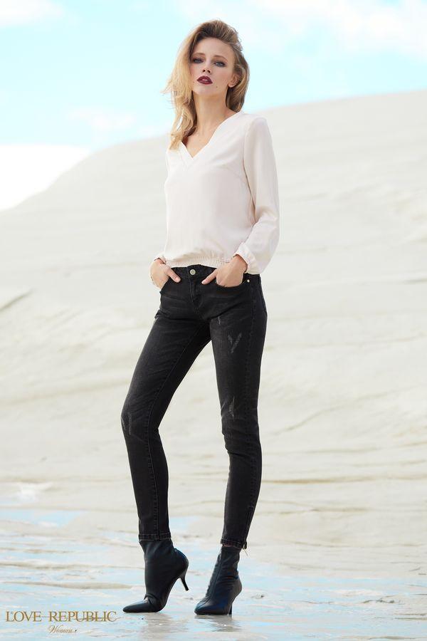 Брюки джинсовые 8151801703-50