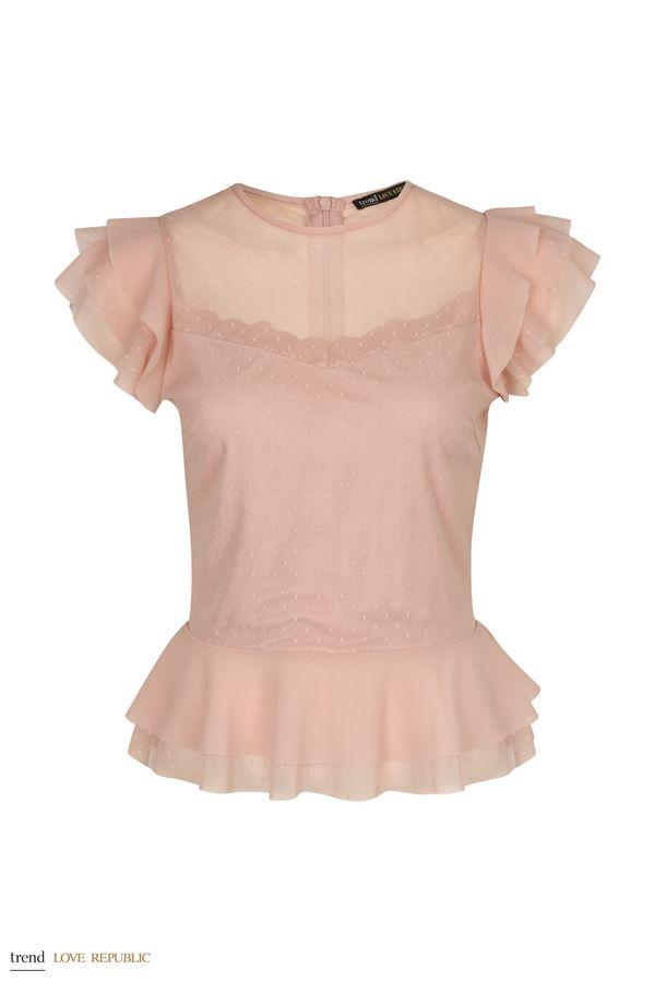 Блузка 8153001308-92