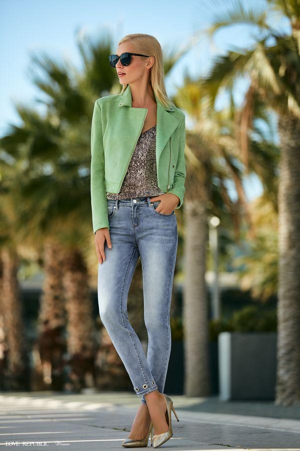 Брюки джинсовые 8254801716-101