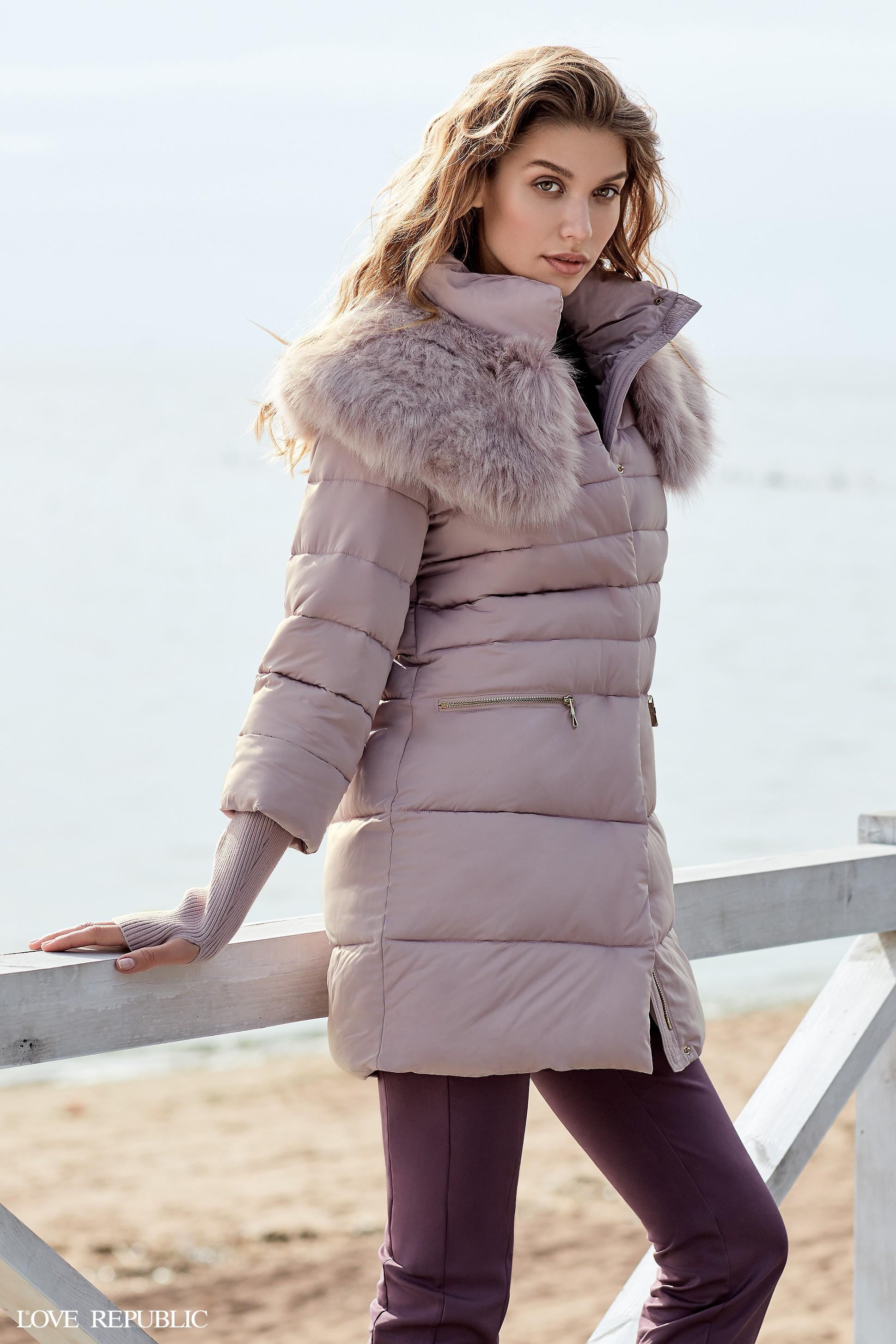 bb810fd509c9 Куртка женская 8450474106-62 - купить в интернет-магазине LOVE REPUBLIC по  цене: 2 999 руб