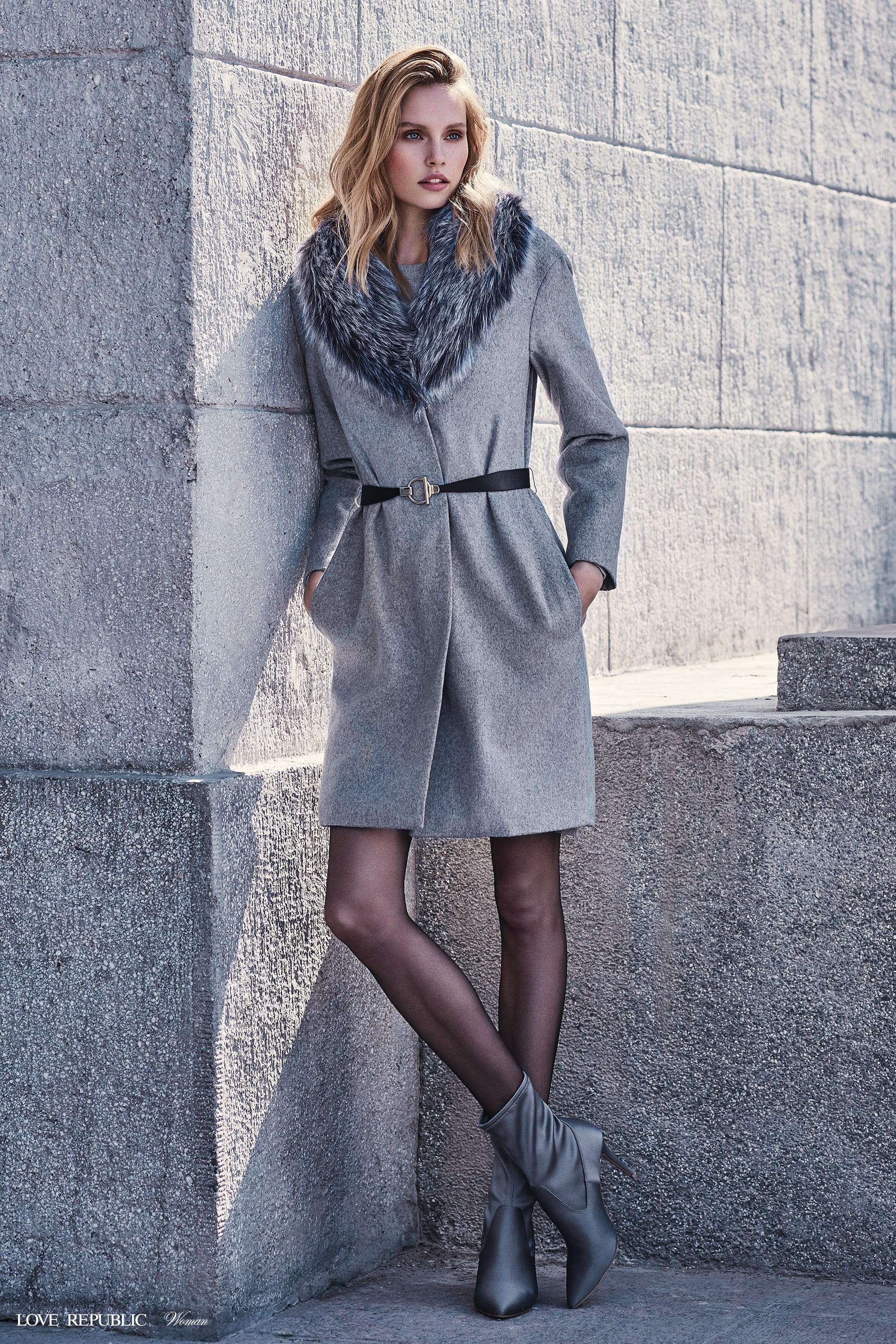 1383878e42c Пальто женское 8450971112-38 - купить в интернет-магазине LOVE ...