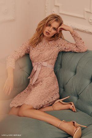 Купить со скидкой Платье
