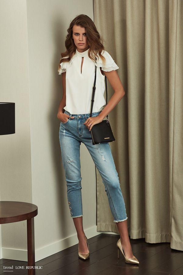 Брюки джинсовые 9254192722-41
