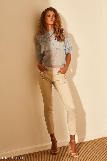 Брюки джинсовые 9254444706