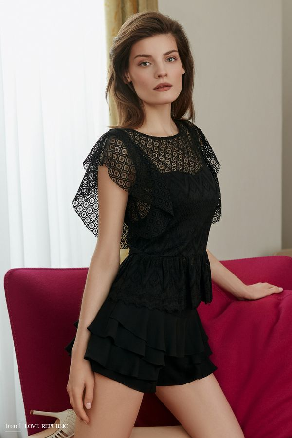Блузка 9255010314-50